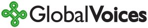 logo of global voices OER website